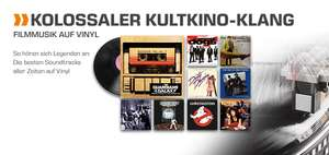Saturn.de Vinyl Pulp Fiction OST / Guardians of the Galaxy Awesome Mix Vol. 1 je 9,99€ inkl. Versand