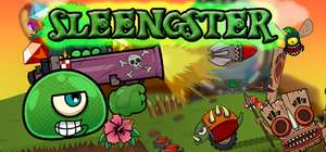 [Steam] Sleengster +Sammelkarten @whosgamingnow.net