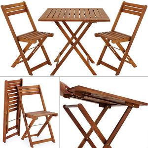 Balkonset (Tisch + 2x Stühle ) 49,96 inkl. Versand