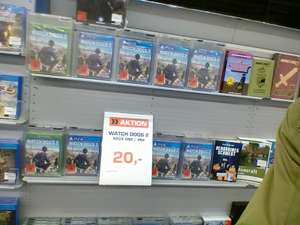 Watch Dogs 2 (lokal saturn alexanderplatz berlin)(ps4 xbox one)