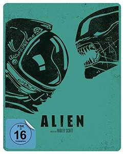 Alien - Steelbook [Blu-ray] für 14,99€ Prime oder Buchtrick