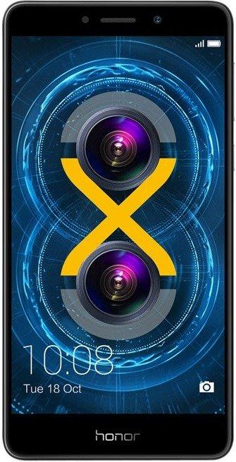 Honor 6X LTE + Dual-SIM (5,5'' FHD IPS/LTPS, Kirin 655 Octacore, 3GB RAM, 32GB eMMC, 12MP + 8MP Kamera, 3340mAh, Android 7) für 219€ - 30€ Cashback = 189€ [Mediamarkt + Amazon]
