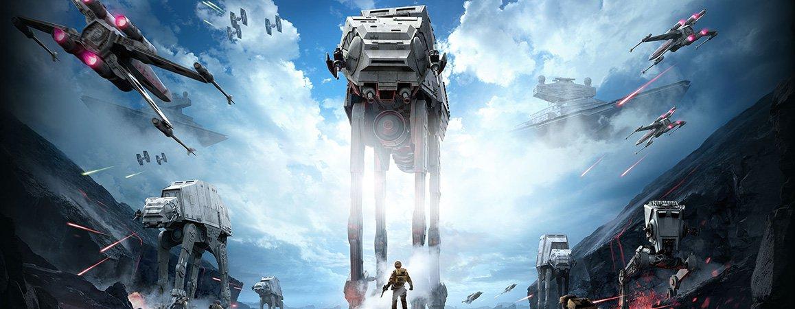 Star Wars Battlefront [9,- statt Idealo 14,99,-]