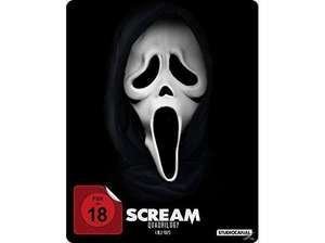 Scream Quadrilogy (Steel Edition Blu-Ray) und weitere Blu-ray Discs Media Markt