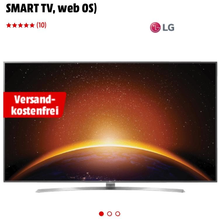 LG 75UH780V LED TV, 4k, HDR, Edge-LED
