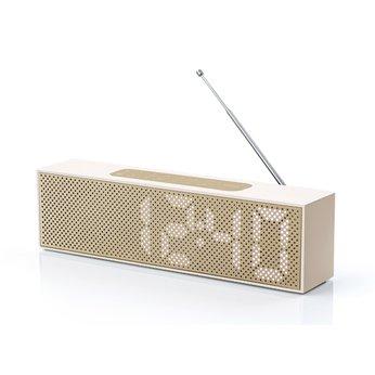 Lexon LA83 Radiowecker GOLD für 55,95€ @Euronics