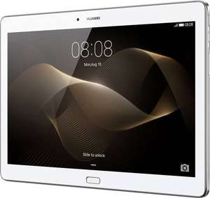 Huawei MediaPad M2 10.0 Android-Tablet 25.7 cm (10.1 Zoll) 16 GB WiFi Silber 2 GHz Octa Core mit Sky Ticket für 229€ [Conrad]