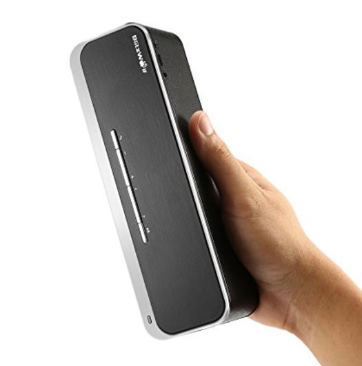 Amazon: BlitzWolf 20W Kraftvoll Bass Bluetooth 4.0 Lautsprecher mit Aux-In und Mikrofon