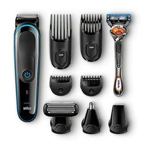 Braun Multigroomer 9-in-1 Bartschneider MGK3080, mit Gillette Flexball @amazon 49,99€