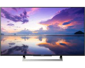 "Sony UHD 55""TV 55XD8005 Super Bild"