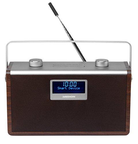 MEDION LIFE P66073 Digital Radio mit Bluetooth-Funktion und DAB+ für 69,99€ [Amazon]