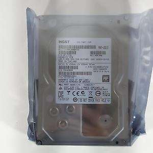 "3TB / 3000GB HITACHI Ultrastar 7K400 3,5"" 7200rpm SATA3 intern HUS724030ALE641 HDD"