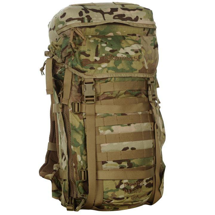 Militärrucksack: Karrimor Predator Patrol 45 Liter
