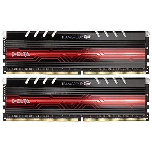 [Amazon Vorbestellung] TeamGroup, 16GB Kit DDR4-2400, CL15, Overclocking-Gaming-RAM LED-Effekt