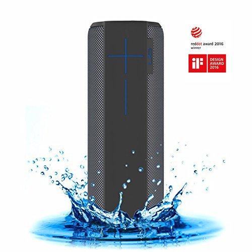 UE MEGABOOM Lautsprecher (Bluetooth, Wasserdicht, Schlagfest) schwarz reconditioned für 104,69€ [amazon.fr]