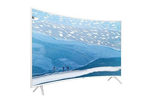 [Amazon] Samsung KU6519 138 cm (55 Zoll) Curved Fernseher (Ultra HD, Triple Tuner, Smart TV)
