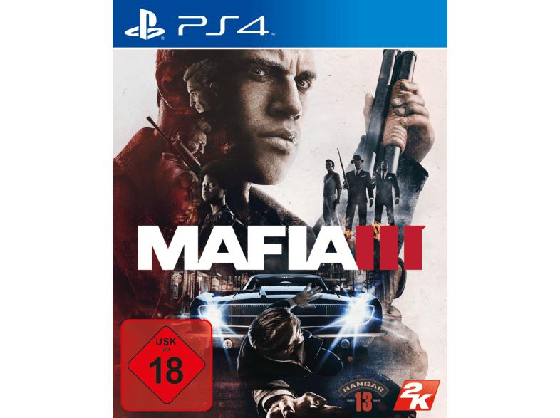 Sony PS4 - Mafia III (3) ab €9,87 [@Saturn.de]