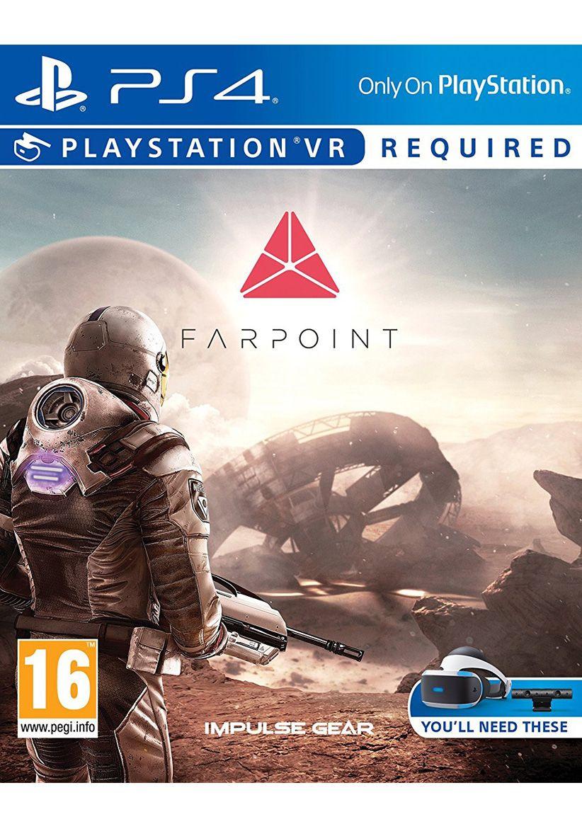 Farpoint (PS4VR) für 44,11€ inkl. VSK (SimplyGames)