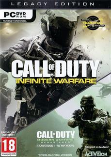 [Schweiz] Call of Duty Infinite Warfare Legacy Edition (PC) bei Softridge.ch