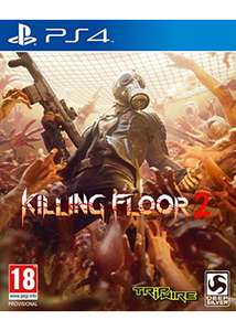 Killing Floor 2 (PS4) für 22,33€ inkl. VSK (Base.com)