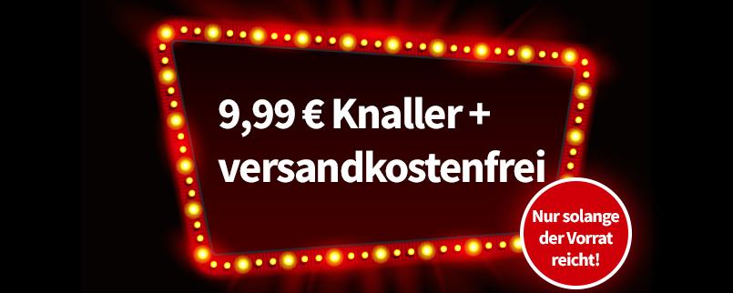 "9,99€ ""Knaller"" bei voelkner.de inkl. Versandkosten"