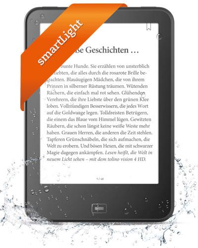 Tolino Vision 4HD ggf. für 137 EUR bei Onlinekauf mit Filialabholung (Preisfehler?)