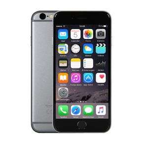 [Media Markt bundesweit] Apple iPhone 6 32GB Spacegrau für 444€