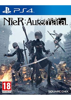 Nier: Automata - Standard Edition (PS4) für 39,77€ inkl. VSK (Base.com)