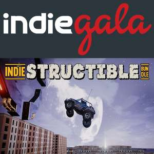 [STEAM] IndieGala -  Indiestructible Bundle - 10 Games