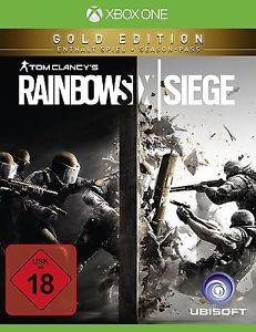 Tom Clancy's Rainbow Six: Siege Gold Edition (Xbox One) für 24,98€ inkl. VSK (eBay)