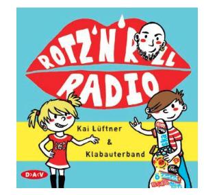 CD Rotz 'n' Roll Radio von Kai Lüftner für 7,99€ bei [buch.de]