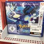 Pokemon Alpha Saphir / Pokemon Omega Rubin [3DS] (lokal Saturn Gummersbach)