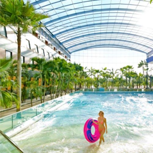 [Travelbird] 1 Tag Therme Erding inkl. 1 Übernachtung im Mercure Hotel München Airport für 64,90€ pro Person