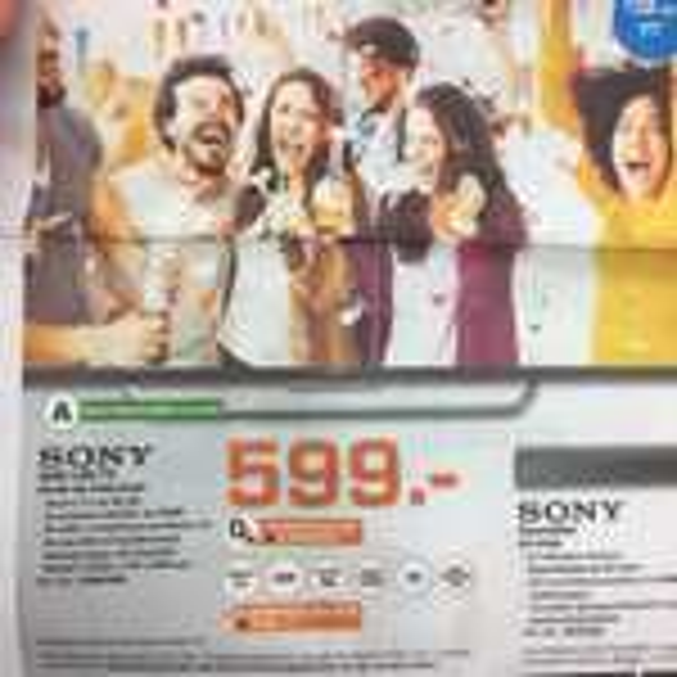 "[Lokal Saturn Baunatal] Sony 55XD7005 55"" UHD 4K TV für 599€"