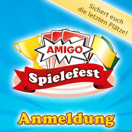 AMIGO Spielefest im Luisenpark Mannheim am 10. und 11. Juni