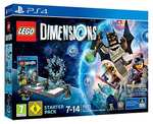 [Amazon Prime] LEGO Dimensions - Starter Pack PS4 für 23,98€ inkl. Versand