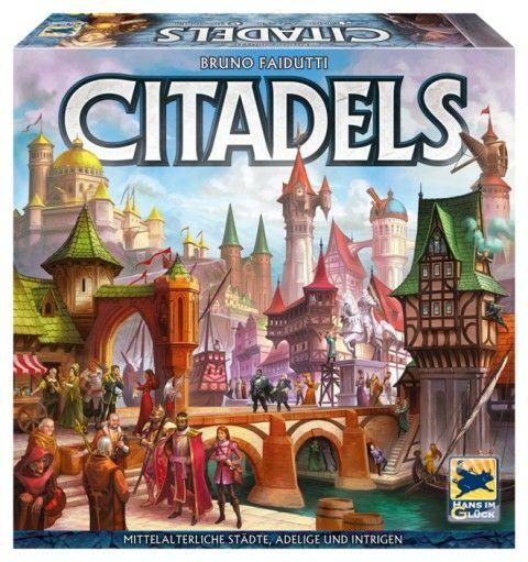 Brettspiel / Gesellschaftsspiele - The Great Western Trail - Citadels - Mystic Vale (Bestpreise Hugendubel)