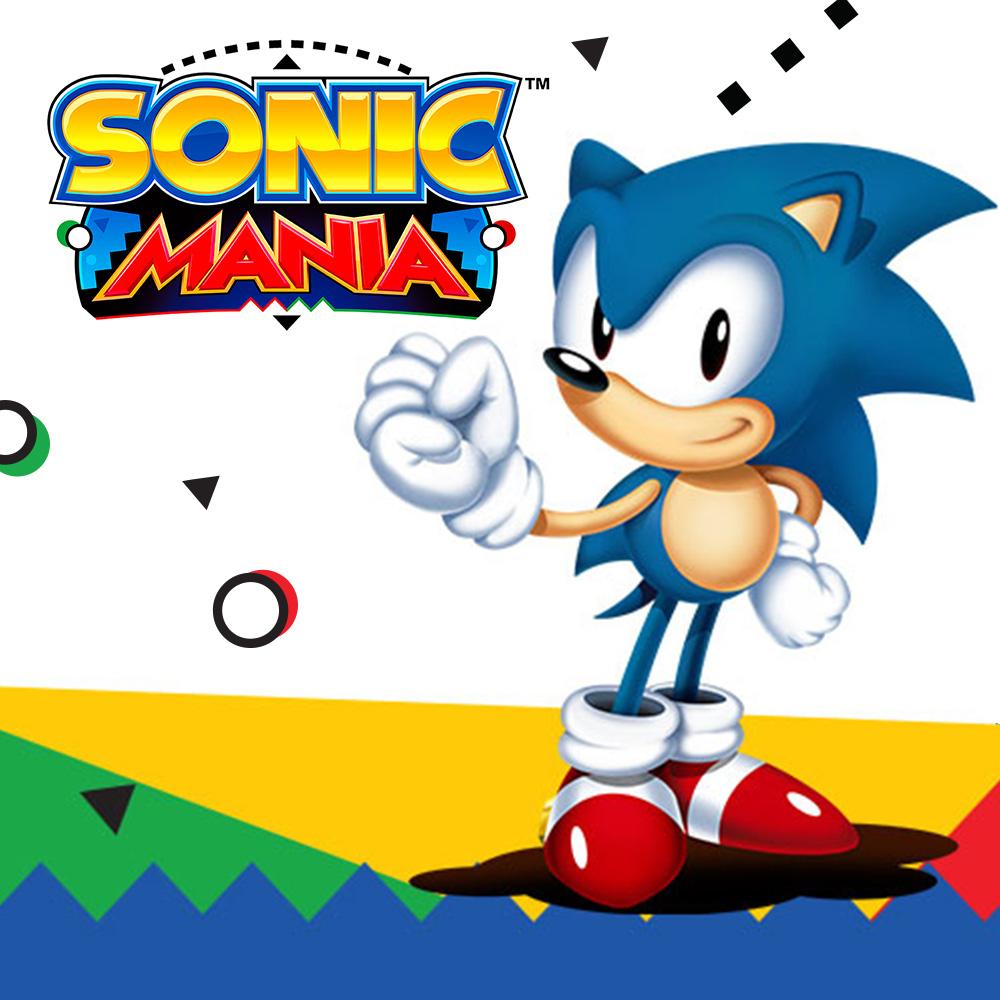 Sonic Mania Download (Nintendo Switch) für ~ 9,97€