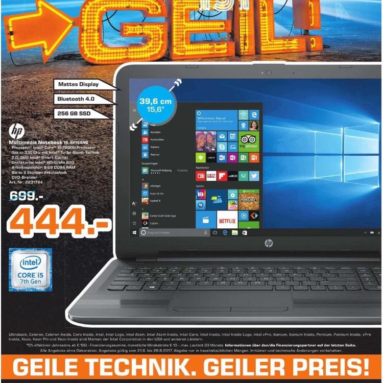 HP 15 AY165NG Laptop Bremen