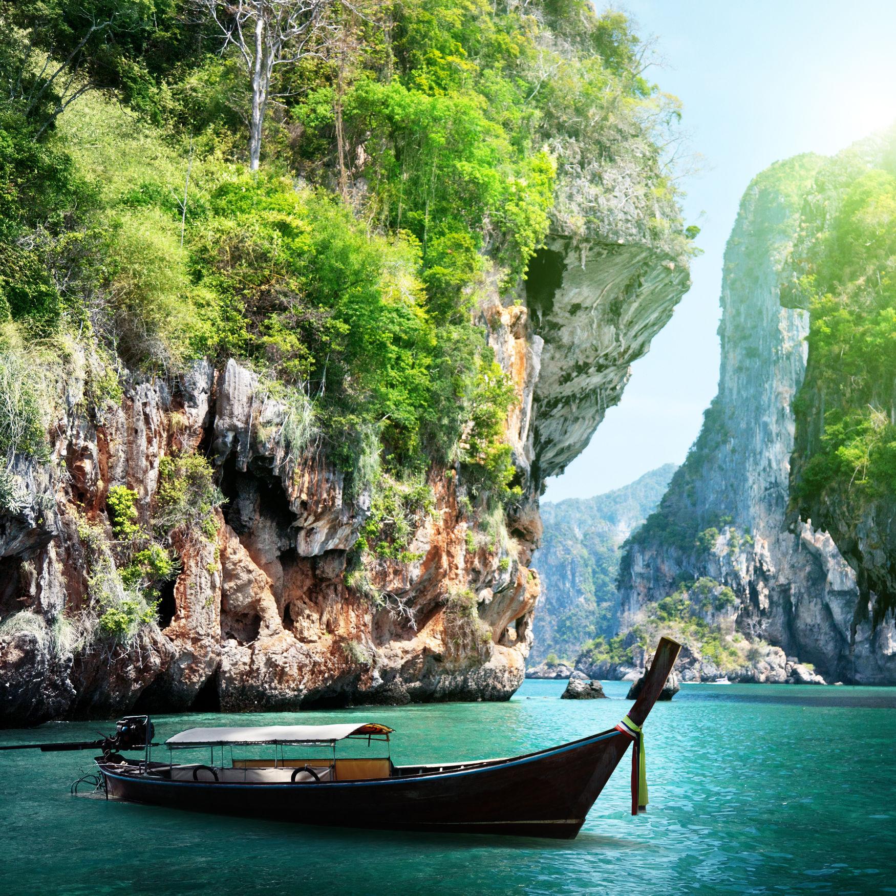 Flüge: Thailand [November - März] - Von Frankfurt nach Bangkok mit Kuwait Airlines ab nur 381€ inkl. 23kg Gepäck