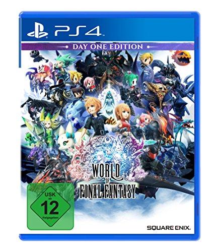 World of Final Fantasy Day One Edition (PS4) für 14,99€ (Amazon Prime)