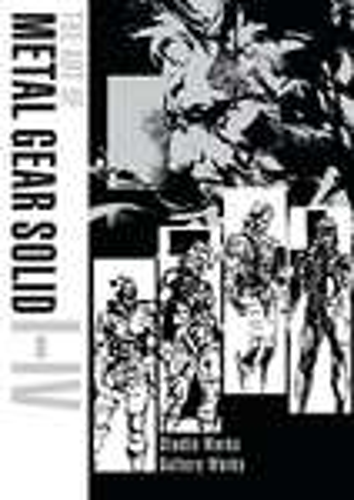 [Artbook] The Art of Metal Gear Solid I-IV (Hardcover) für $ 59,89 inkl. VK und EUSt @amazon.com