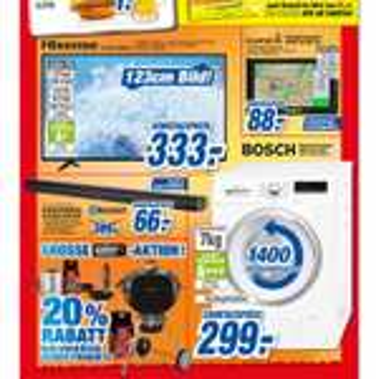 [Expert Octomedia] Bosch WAN 282 ECO Waschmaschine