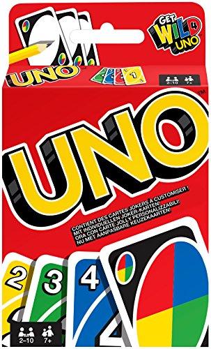 Uno Kartenspiel (Mattel W2087) für 6,23€ [Amazon Tagesangebot]
