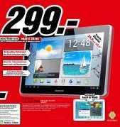 *OFFLINE UND LOKAL (FRANKFURT)* Samsung Galaxy Tab 2 10.1 WiFi 16 GB  + 50 EUR-Gutschein (effektiv 249,-)