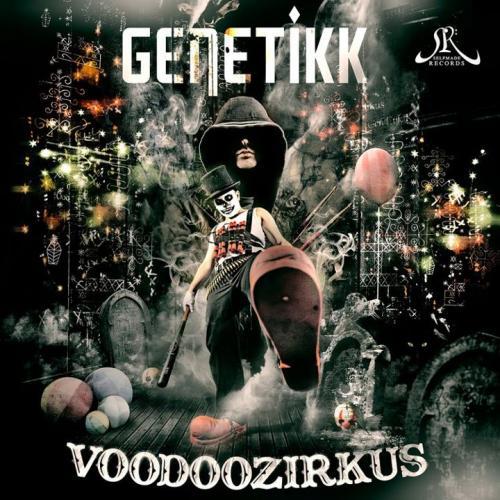 Genetikk - Voodoozirkus (Audio CD) 8,99€ @Amazon