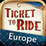 Ticket to Ride Pocket Europe noch immer gratis im AppStore!