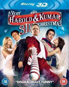 Harold & Kumar - Alle Jahre wieder [Blu-ray 3D] für 12,20€ inkl. Versand @ thehut.com