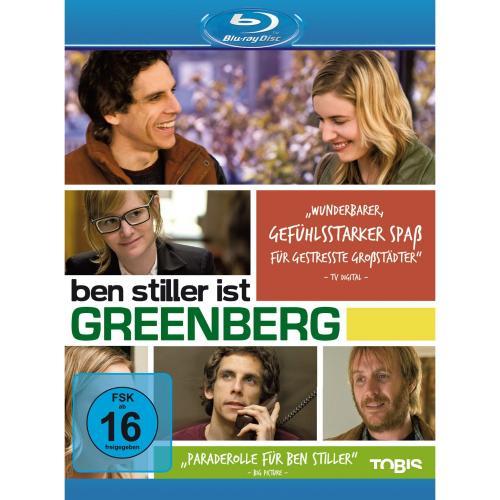 Greenberg [Blu-ray] für 5,88€ @Amazon.de
