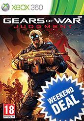 Gears of War: Judgement UNCUT für XBOX @ gameware für 49,99€ inkl. VSK - AT Version